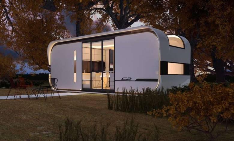 Nestron : des mini-maisons préfabriquées et connectées à partir de 19 000 dollars