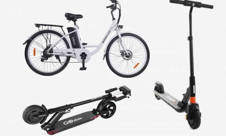 Bon Plan : grosse promotion Cdiscount (jusqu'à moins 500€) sur les vélos et trottinettes électriques