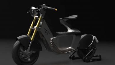 Stilride dévoile un concept de scooter électrique vraiment atypique !