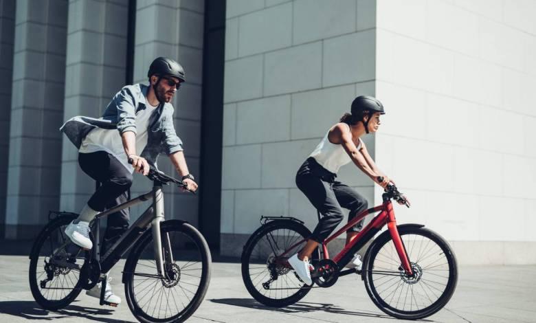 Commuter:ON et Precede:ON : deux vélos électriques haut de gamme signés Canyon