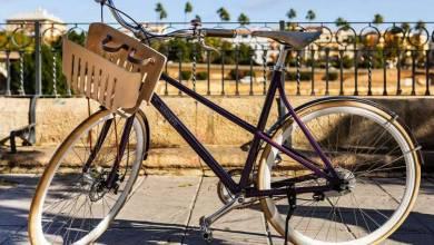 Re-Cycle, un vélo fabriqué à partir de capsules de café recyclées ! What else?