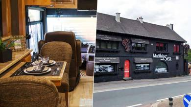 Belgique : pour rester ouvert ce restaurateur invente le premier drive-in... Pour camping-car !