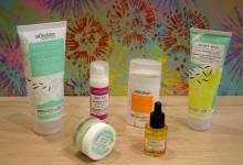 Nous avons testé la marque oOlution, des cosmétiques 100% naturels aux actifs de plantes