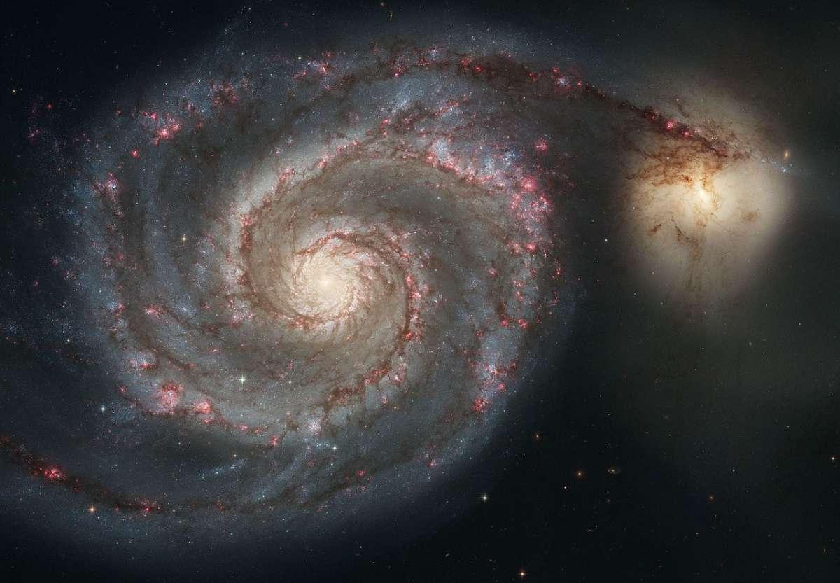 Cannibalisme galactique:des astrophysiciens du MIT affirment avoir détecté des signes de cet étrange phénomène - NeozOne