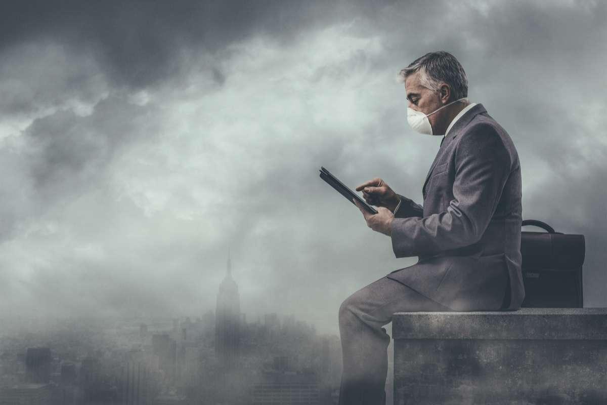 La pollution de l'air pourrait entraîner une perte irréversible de la vision, révèle une étude - NeozOne