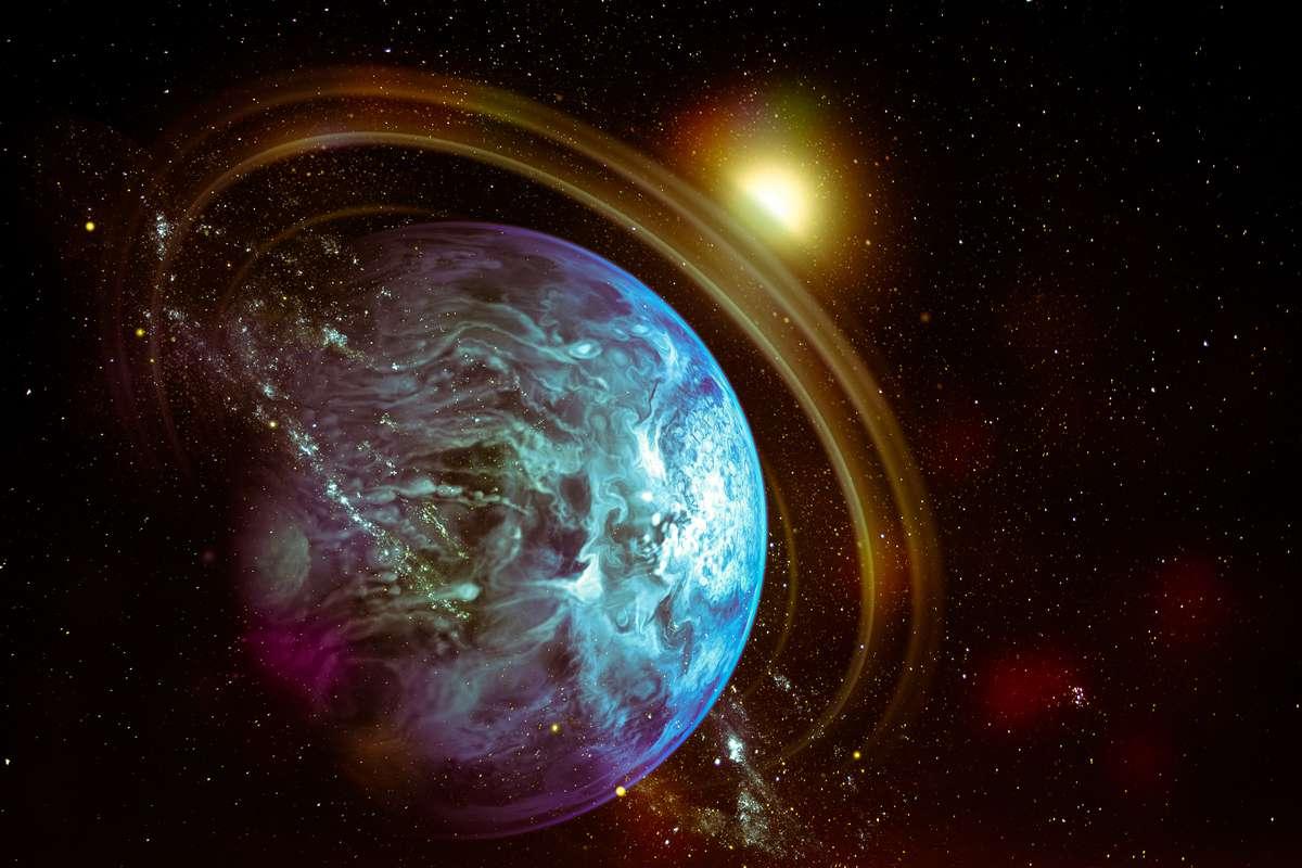 Découverte d'un système planétaire rarissime avec deux exoplanètes qui tournent « à l'envers » autour de leur étoile - NeozOne