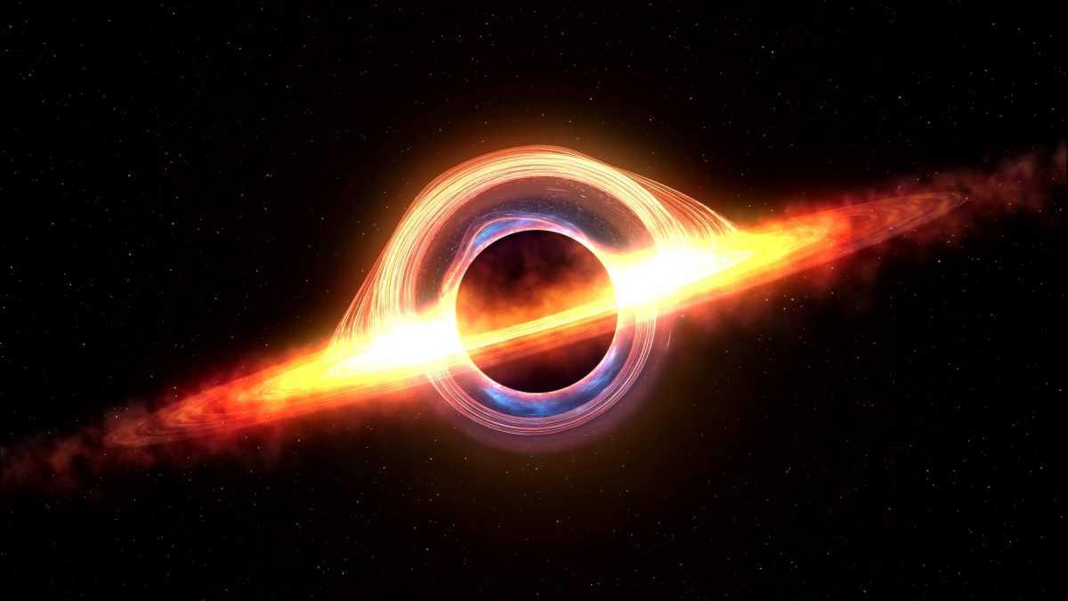 Un trou noir gigantesque « s'éteint » de façon inattendue et nous n'avons pas d'explication… - NeozOne