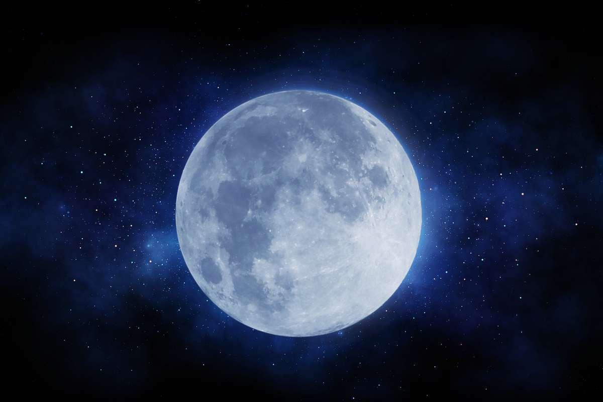 Nous ne la voyons pas à l'oeil nu mais la Lune traîne une longue queue lumineuse, comme une comète ! - NeozOne