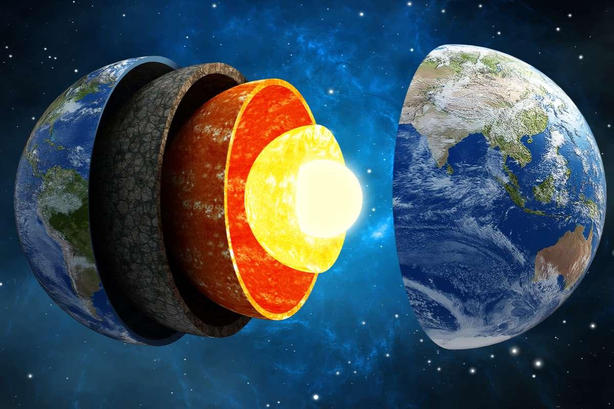 Quelque chose se cache au centre du noyau terrestre ! - NeozOne