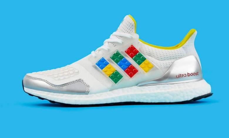 LEGO et Adidas s'associent pour proposer une chaussure absolument ...