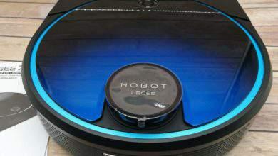 Nous avons testé le robot aspirateur laveur Hobot Legee 7