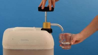 JERRY : ce filtre à jerrican élimine plus de 99,9% des bactéries, parasites et virus présents dans l'eau