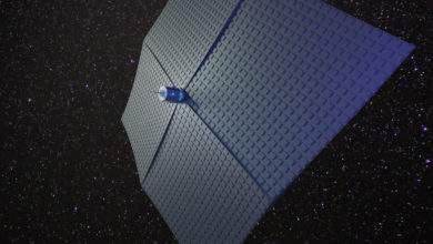 Un CubSat à « voile solaire déployable » pour nettoyer des débris dans l'espace !