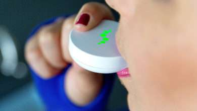 Breathometer Mint : un appareil insolite pour détecter la mauvaise haleine