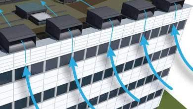 WIND my ROOF: des éoliennes compactes sur les toits d'immeubles