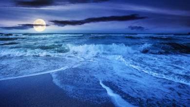 Niveau des océans : d'importantes inondations pourraient survenir à cause de la lune et des marées