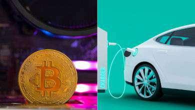 Les voitures électriques du futur pourront miner de la cryptomonnaie pendant la recharge de leur batterie