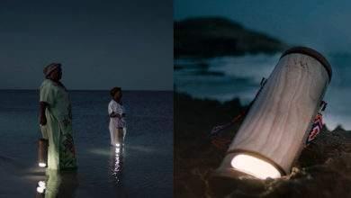 WaterLight: cette lampe portable se charge avec de l'eau salée ou de l'urine!