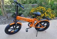 Nous avons testé le vélo électrique EP-2 Pro d'ENGWE