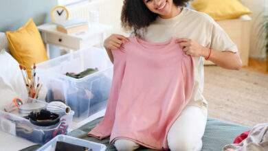 Une étude explique que le simple fait de trier, ranger, classer ou jeter des objets encombrants dans une maison procurerait immédiatement un effet relaxant.