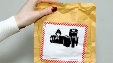 Une technologie pour limiter les risques d'incendie des accumulateurs lithium-ion.