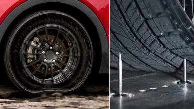 Un pneu révolutionnaire, sans air et increvable.