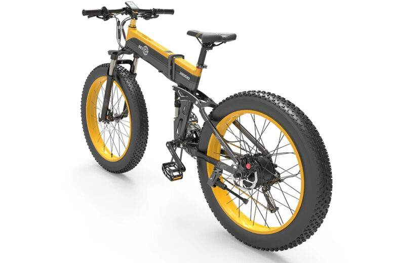 Bezior X1000: This folding electrical mountain bike has all of it … and it is on sale!