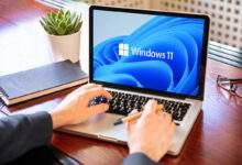 Windows 11, le nouveau système d'exploitation de Microsoft.