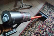 Test de l'aspirateur sans fil Shunzao Z11 Max, avec brosse électrique anti acariens !